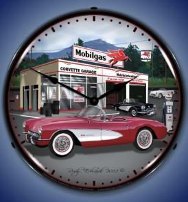 1957 Corvette  GMRE1206372