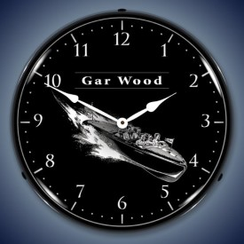Boating Lighted Clocks