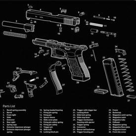 Gun Cleaning Mats